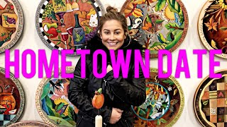 Going Home With Google: Hometown Date   Shawn Johnson