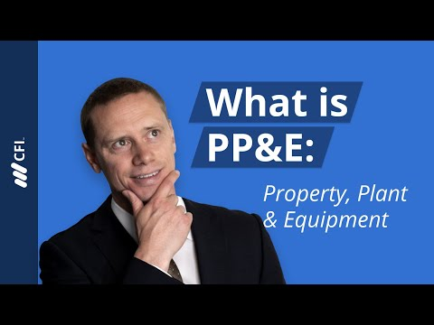Property, Plant & Equipment (PP&E)