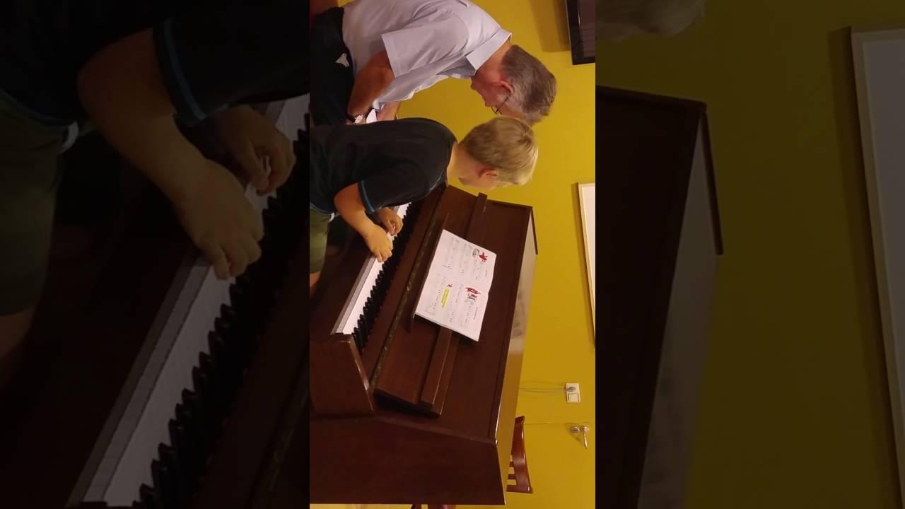 Nout Voorspeelavond Piano Op Het Kantje Youtube