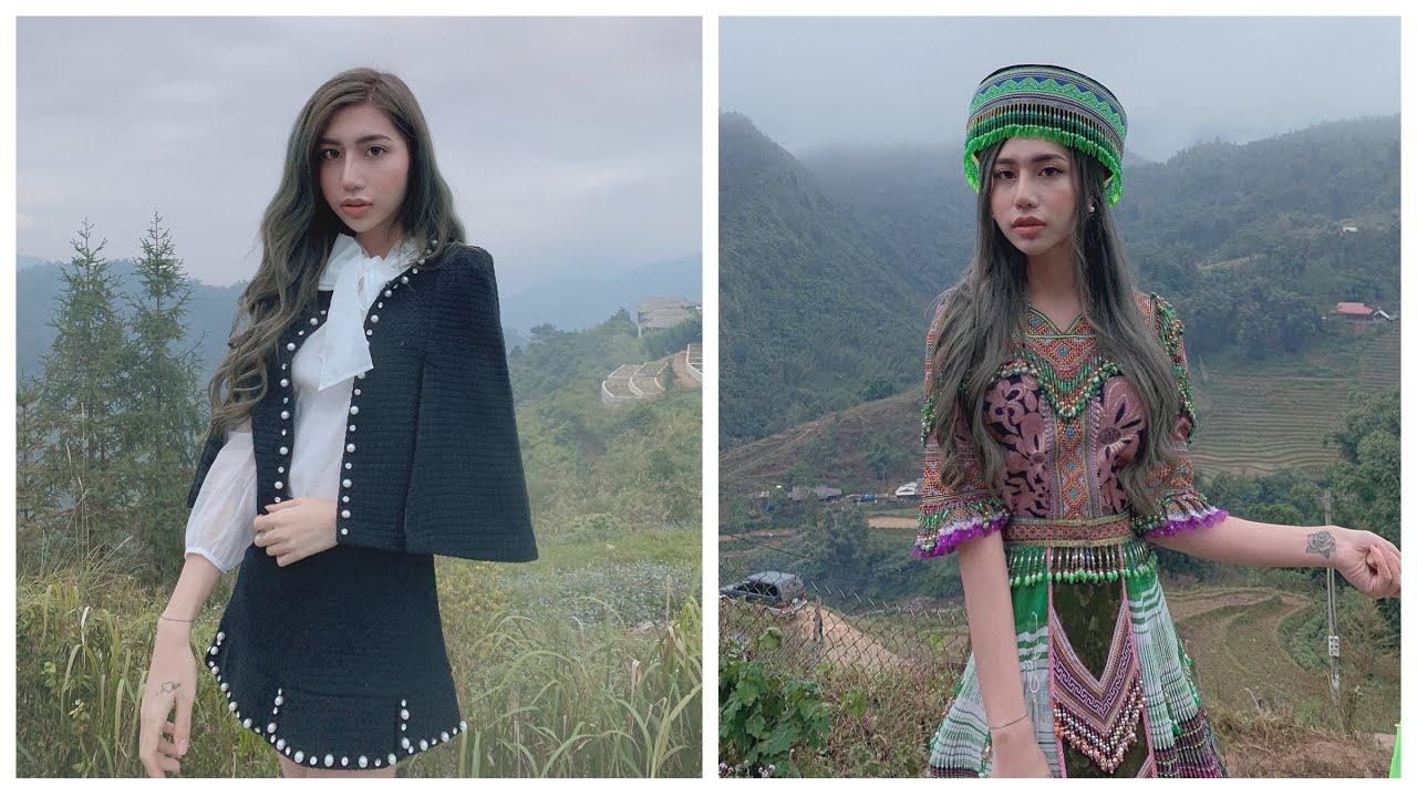 Vlog: Hà Nội & Sapa | Resort 5 Sao Trên Đỉnh Núi Cao Ngang Mây | KhanhVan Tran