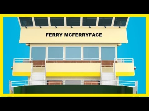 What do australians think about ferry mcferryface?