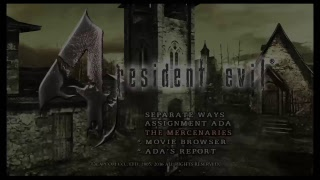 Resident Evil 4,The last mercenary (Leon) PS4