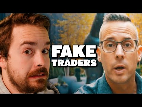 """Meet The Youtuber Exposing """"EXPERT TRADERS"""" by Taking Their Course"""