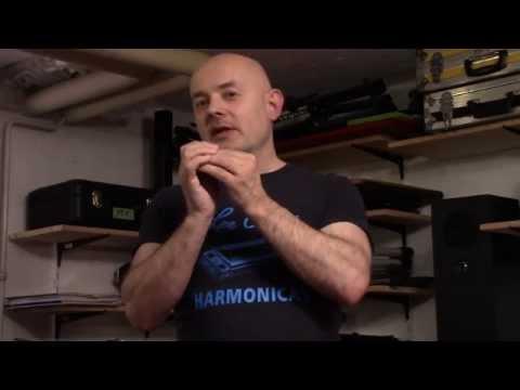 Thomas Hippe - Blues Harp / Mundharmonika -  Bending part I (die Technik)