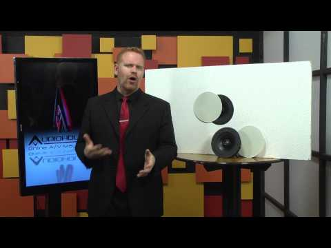 Definitive Technologies DI 6.5R Disappearing In-ceiling Speakers Video Review
