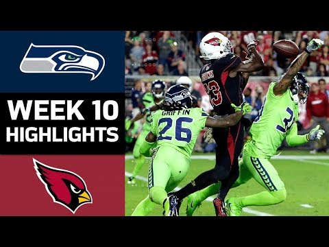 Download Youtube: Seahawks vs. Cardinals | NFL Week 10 Game Highlights
