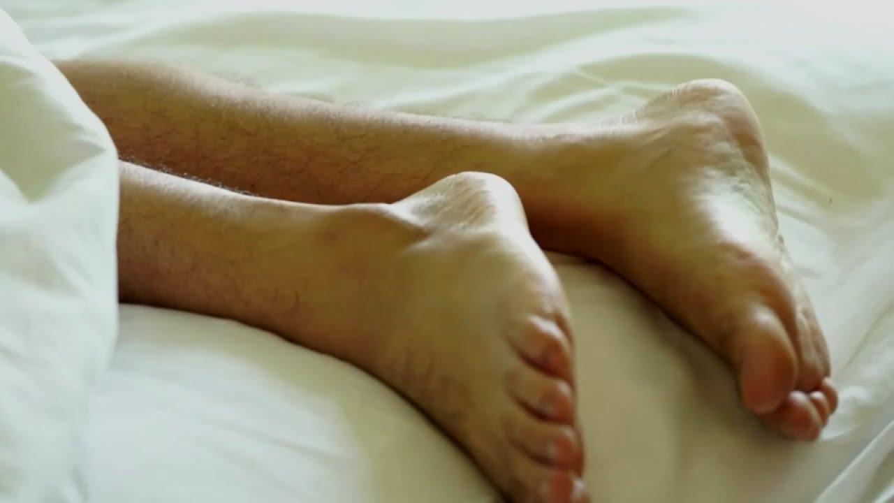Vene de păianjen pe spatele genunchiului