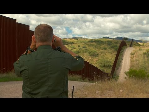 Border patrol: CTV's look at the Arizona-Mexico border