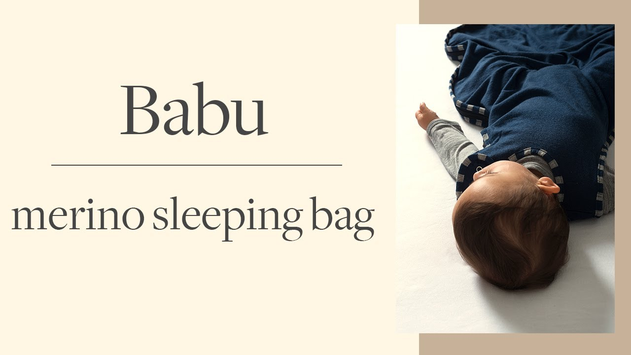 Babu- Merino Sleeping Bag