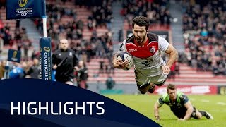Toulouse  v  Connacht Rugby (Pool 2 ) Highlights – 22.01.17