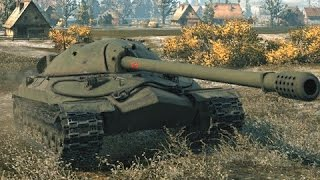 World of Tanks IS-7 - 10 Kills - 9.8K Damage
