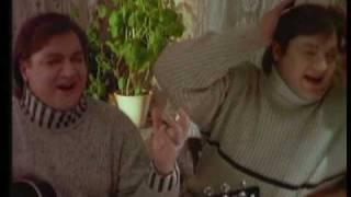 Братья Радченко - Домик окнами в сад