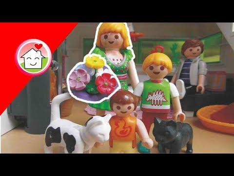 playmobil film deutsch muttertag von family stories youtube. Black Bedroom Furniture Sets. Home Design Ideas