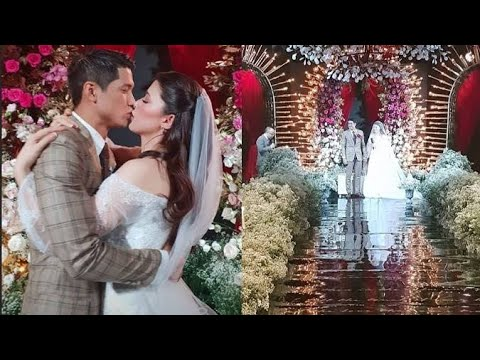 KYLIE PADILLA AND ALJUR ABRENICA'S WEDDING (FULL VIDEO COVERAGES)