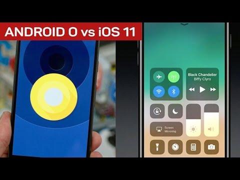 iOS 11 vs. Android O: ¿cuál va ganando por ahora?