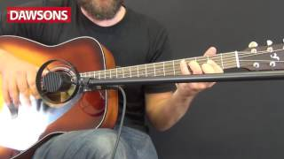 Yamaha FG800 Acoustic Review