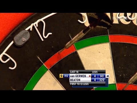 DARTS - How many 9 darter combinations have we seen in darting history?