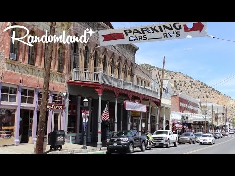 Virginia City: Mark Twain, Haunted Hotels, And Suicide Tables!