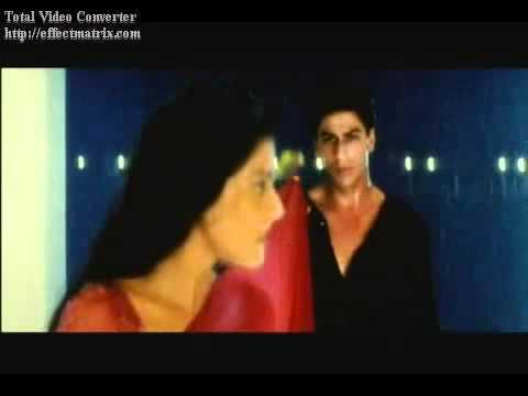 Und Ganz Plotzlich Ist Es Liebe Shah Rukh Khan Und Kajo Youtube