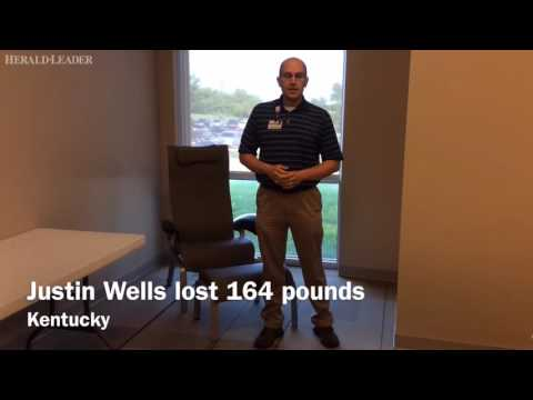 Justin Wells Lost 164 Pounds