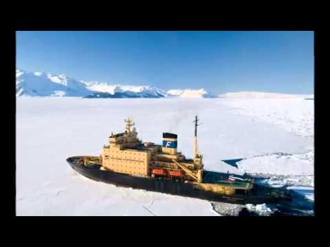 Antarctic ship trapped in sea ice should be rescued by Frida