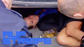 Bewusstlos im Kofferraum: Krasses Drama nach einer Firmenparty | Auf Streife | SAT.1 TV