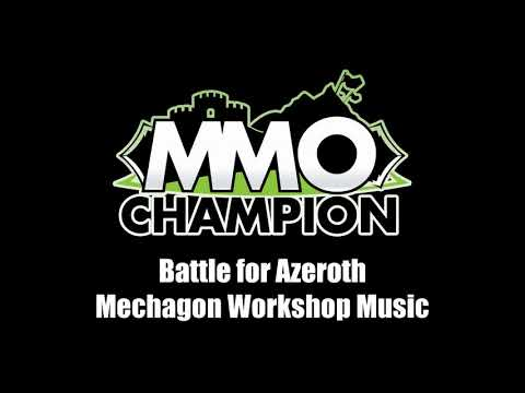 Patch 8.2 Music - Mechagon Workshop