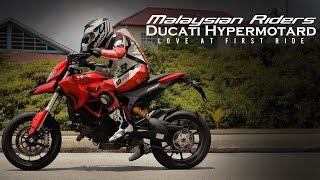 Ducati Hypermotard: Love at First Ride -- Ep.11