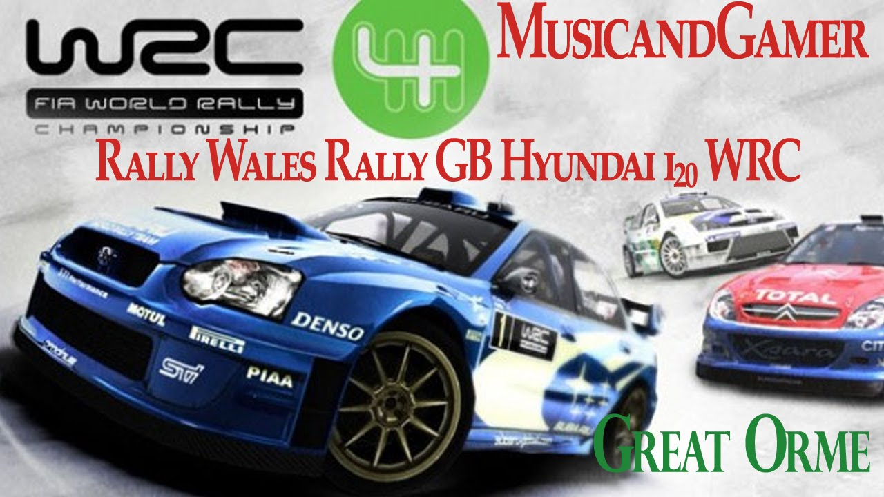 wrc 4 wales rally gb great orme hyundai i20 wrc 4k youtube. Black Bedroom Furniture Sets. Home Design Ideas