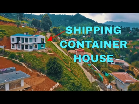 Building a Container home in MEDELLIN
