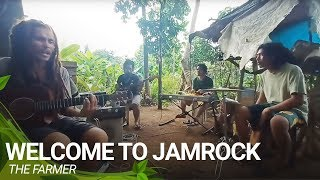 Welcome to Jamrock The Farmer Cover