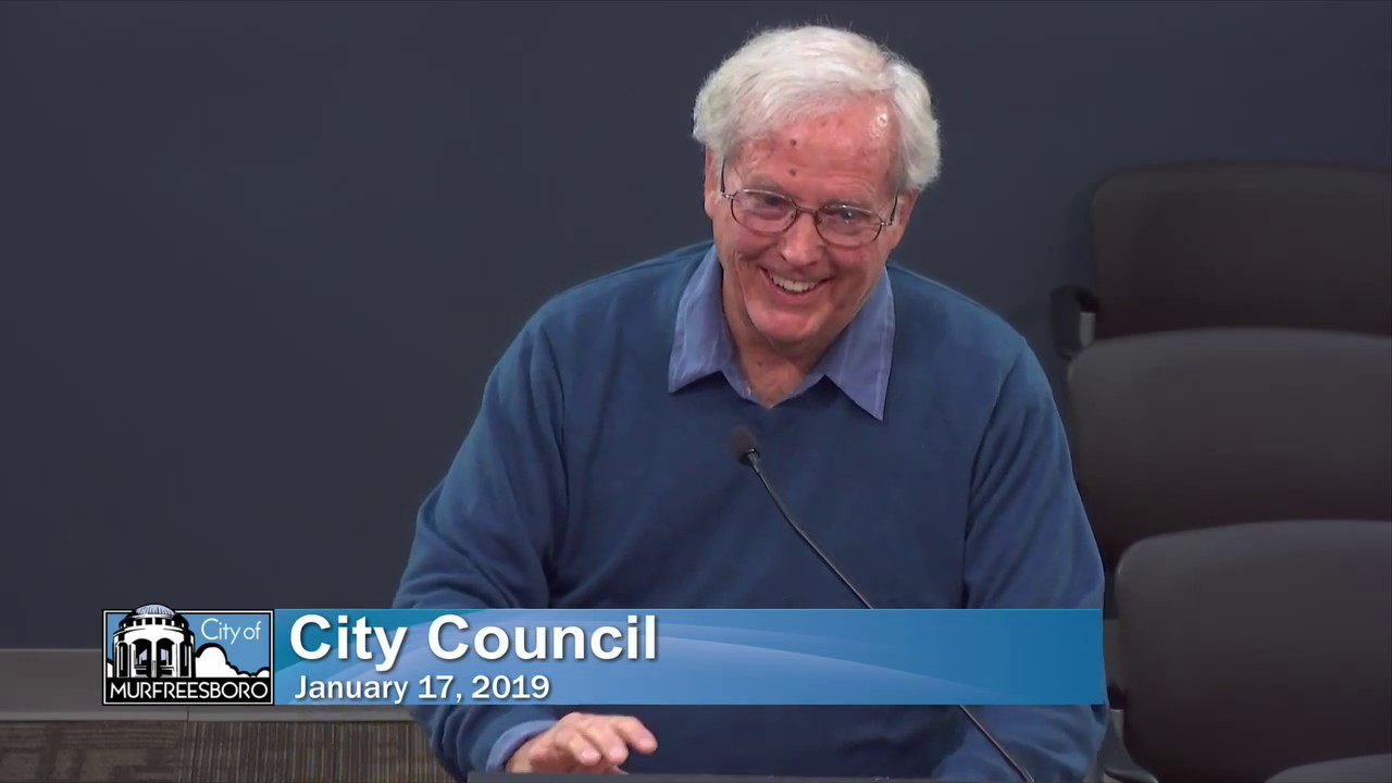 City Council - January 17, 2019
