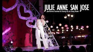 Julie Anne San Jose performs - BUWAN x KUNG DI RIN LANG IKAW