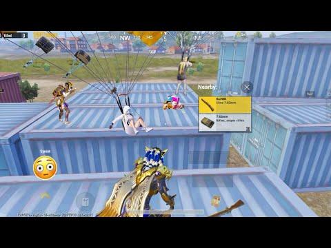 Omg!!😳FULL SQUAD vs KAR98k ONLY | Pubg Mobile
