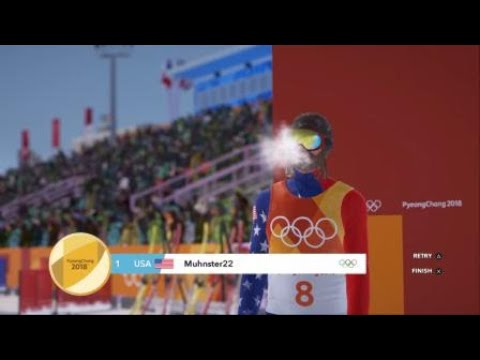 STEEP Olympic Beta Gold Medal Run 2:06.1 |