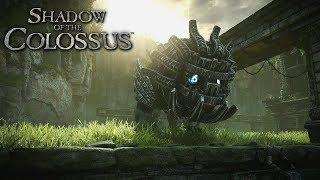 Shadow Of The Colossus: Colosso Cenobia #14
