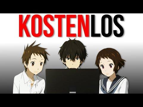 Anime KOSTENLOS & LEGAL schauen!
