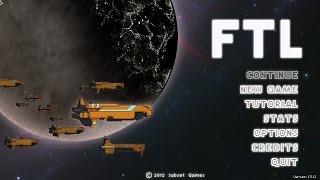 PC Longplay [380] FTL - Faster than Light