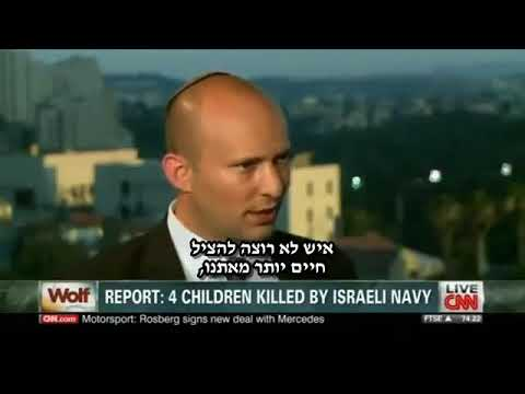 on CNN ,The real Palestinian genocide of women and children