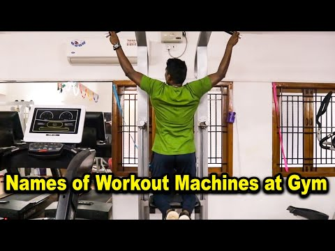 Names Of Workout Machines At The Gym | Fitboss Gym Tour