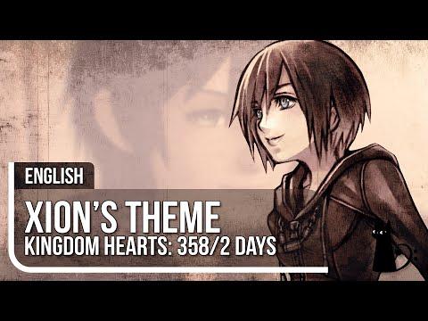 """Xion's Theme"" (Kingdom Hearts) Original Lyrics by Lizz Robinett"