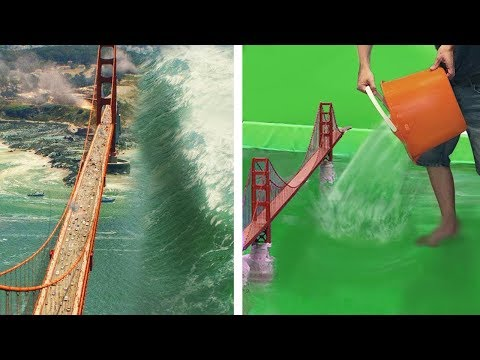 Thumbnail: 7 MOVIES BEFORE AND AFTER SPECIAL EFFECTS