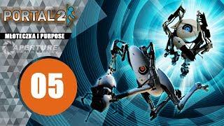 "Portal 2 Coop z Purposem #5 ""Skulkowani"""