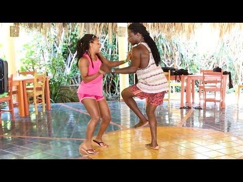 Bailando BACHATA -