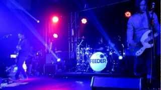 FEEDER  borders (Generation Freakshow) LIVE
