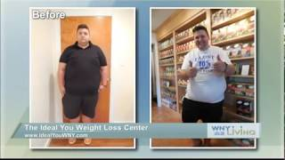 The Ideal You Weight Loss Center - WNY Living May 16, 2015