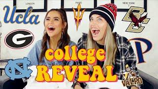 college decision REVEAL 2019 (surprising my best friends)