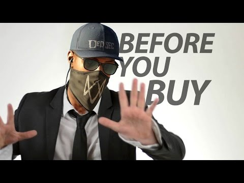 Watch Dogs 2 - Before You Buy