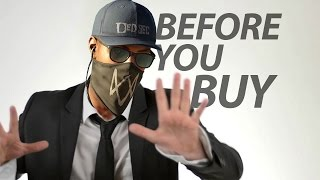 Watch Dogs 2 - Before You Buy(, 2016-11-15T23:10:24.000Z)