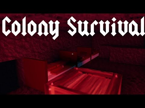 Colony Survival - Re-organizing the Mines! - Episode 14